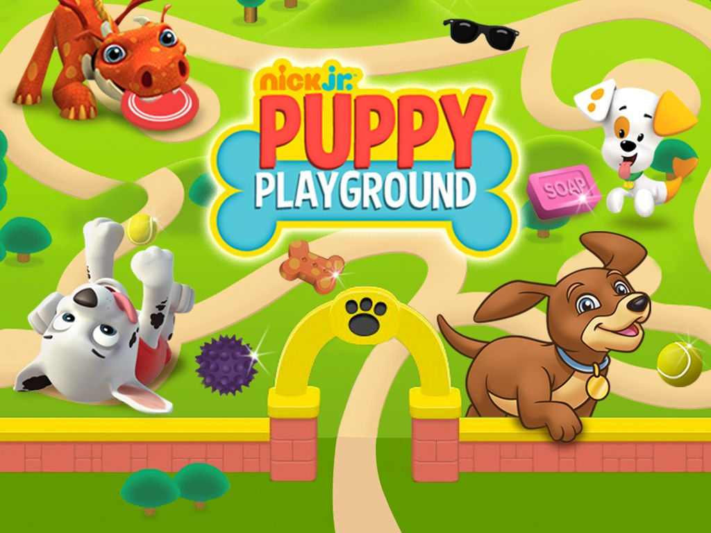 Preschool Game  Nick Jr  Puppy Playground