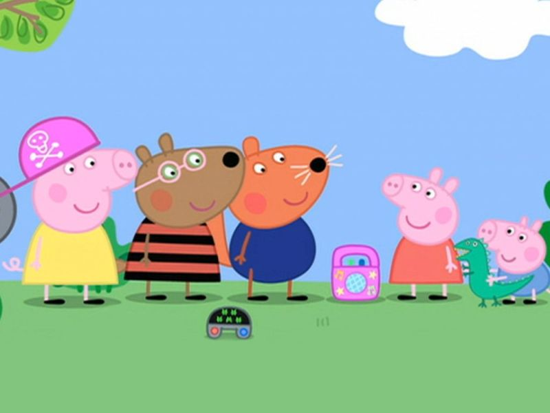Big Kid Games  Peppa Pig Video Clip  S4  Ep131