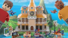 This LEGO Ideas project is a great way to return to Wii Sports Resort