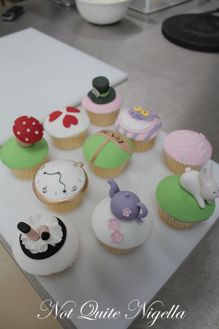 Easter Cakes Cupcakes