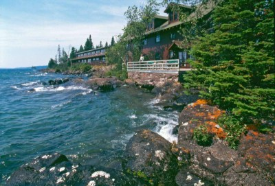 Rock Harbor Lodge- Houghton, MI Hotels- Tourist Class ...