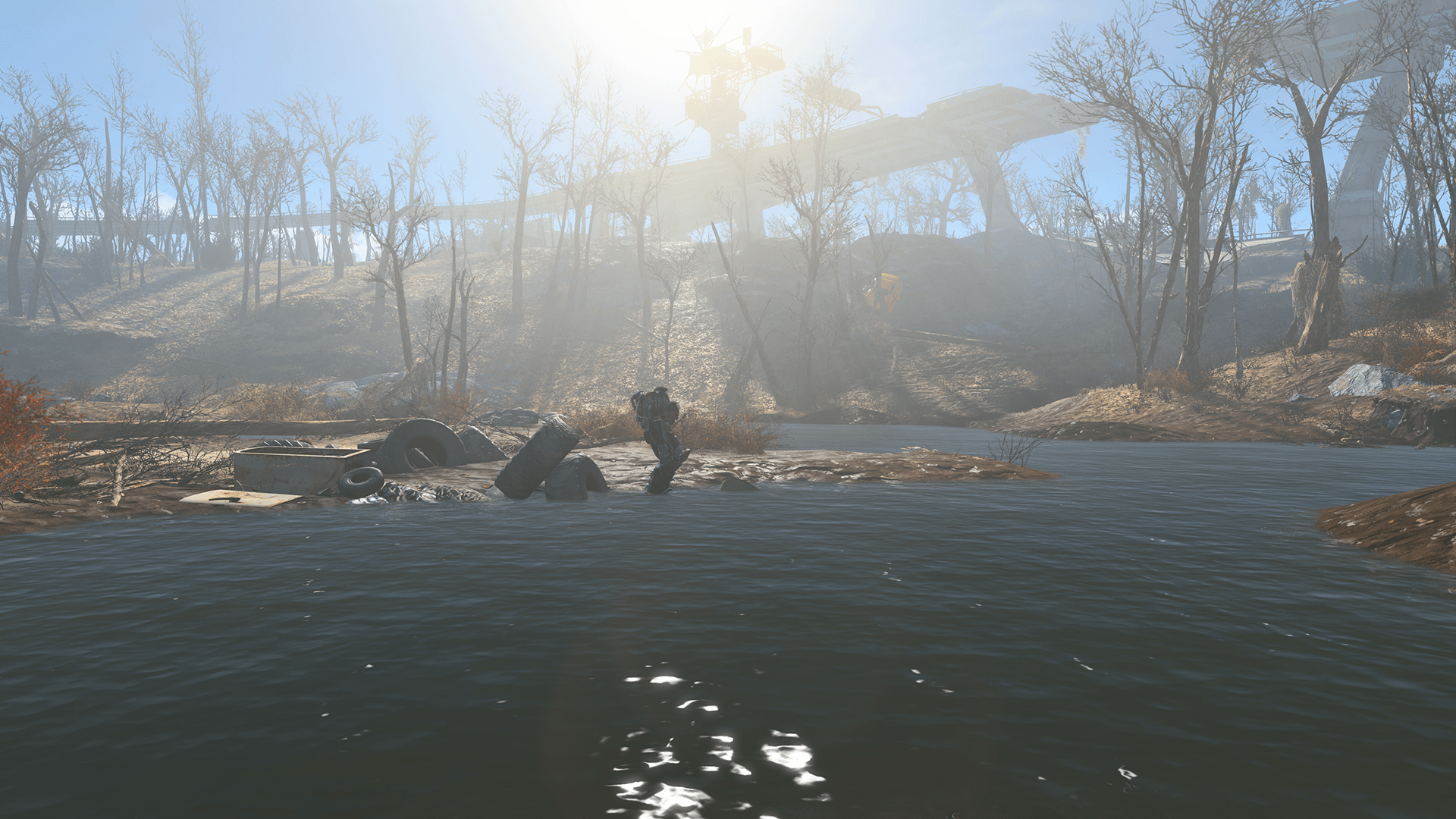 Geforce Com Fallout 4 Screen Space Reflections Interactive