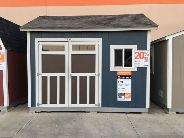 Tuff Shed Tr 800 10x12 Lot Shed For Sale Free Delivery