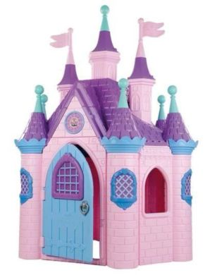 Feber Princess Castle Outdoor Playhouse for Sale in Burbank  CA     Feber Princess Castle Outdoor Playhouse for Sale in Burbank  CA   OfferUp