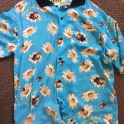 67845dd2bf40 Golf Wang Flower Boy Button Up For Sale In Chandler