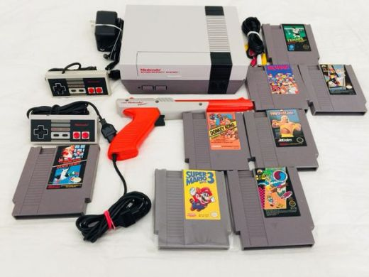 Original Nintendo with lots of games for Sale in Victoria  TX   OfferUp