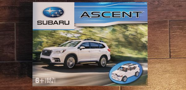 Lego Subaru Ascent for Sale in Riverside  CA   OfferUp Open in the AppContinue to the mobile website