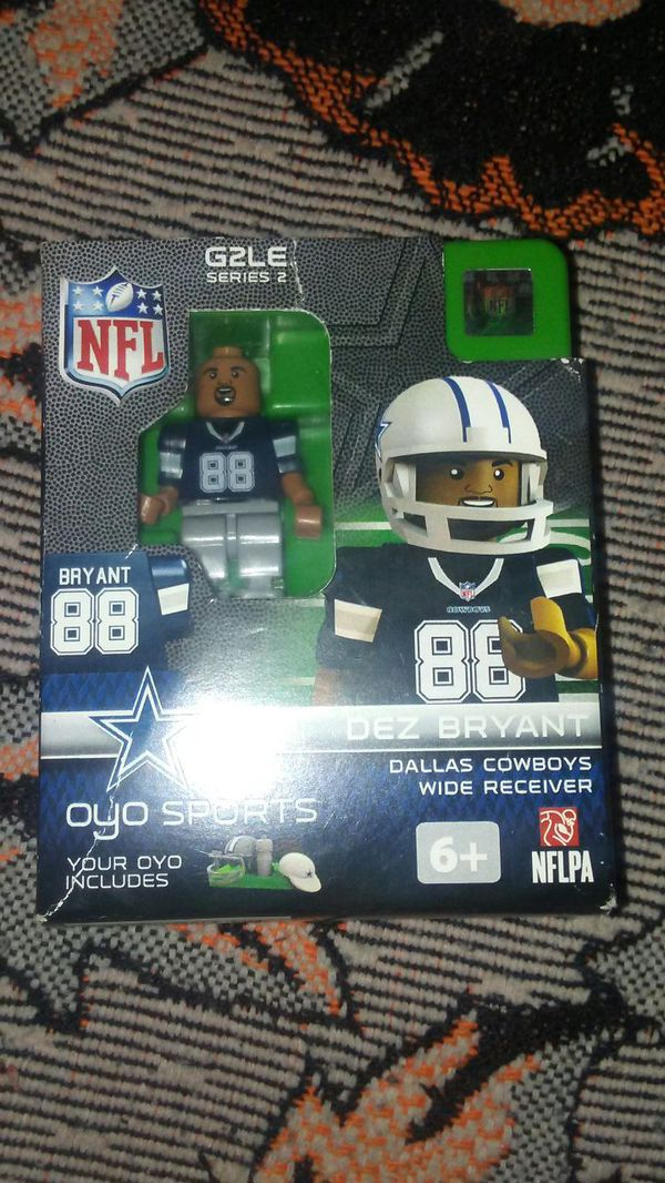 Dez Bryant Lego NFL Dallas Cowboys for Sale in San Bernardino  CA     Dez Bryant Lego NFL Dallas Cowboys for Sale in San Bernardino  CA   OfferUp