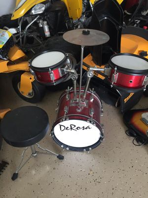 New and Used Drum sets for Sale in Rockford  IL   OfferUp Drum set for Sale in Lockport  IL