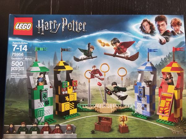 New Harry Potter Lego 75956 Quidditch Match  Sold Out at Lego Store     New Harry Potter Lego 75956 Quidditch Match  Sold Out at Lego Store for  Sale in Dallas  TX   OfferUp