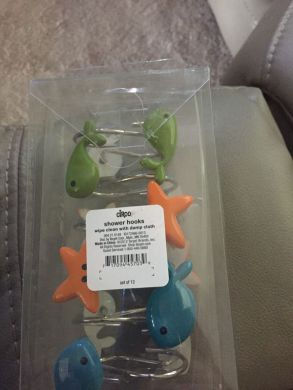 New Circo shower curtain hooks sea life for Sale in Pensacola  FL     New Circo shower curtain hooks sea life for Sale in Pensacola  FL   OfferUp