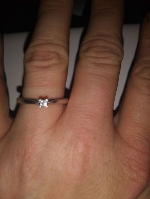 SK9 PLATINAIRE DIAMOND RING for Sale in Forest Park  GA   OfferUp