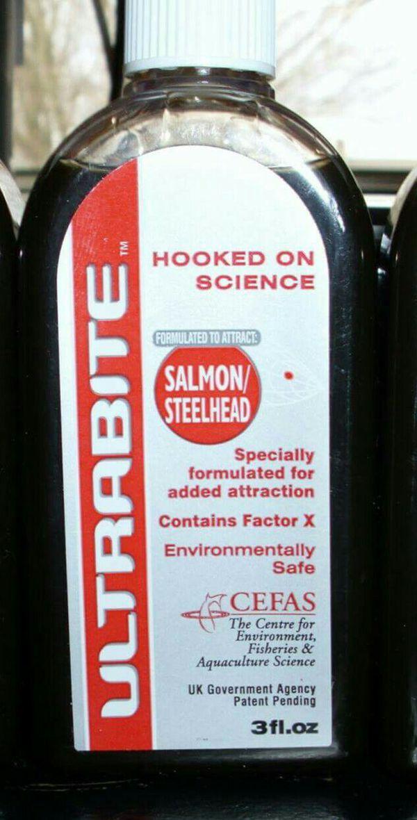 Ultrabite Salmon Steelhead Fish Attractant For Sale In Tacoma Wa Offerup