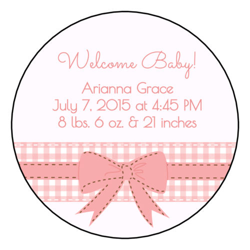 2 Round 4 Labels Printable 1