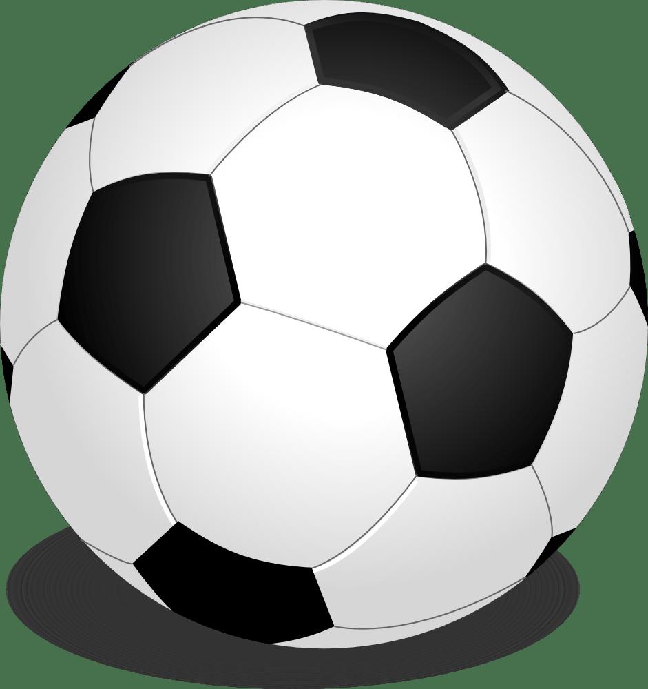 OnlineLabels Clip Art - Football (Soccer)