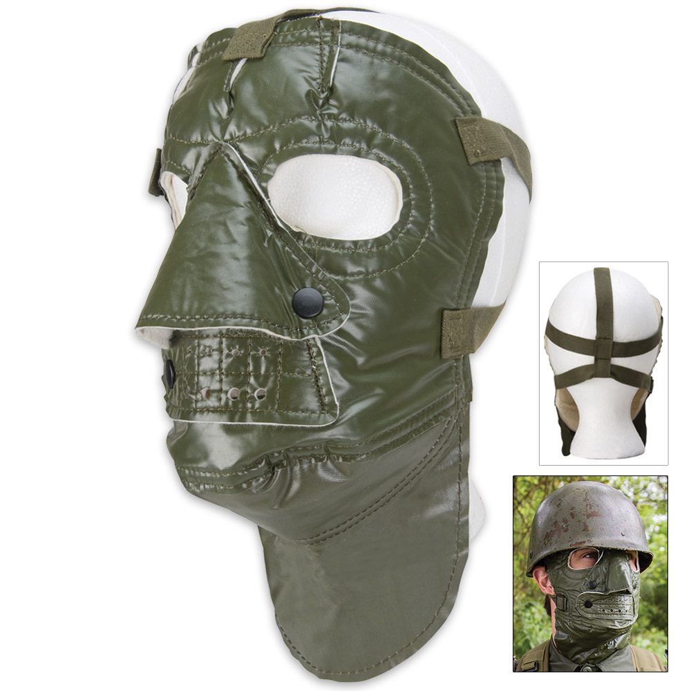 Mask For Cold Weather Camping