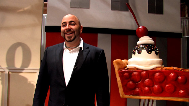 Cake Master Duff Goldman Reveals His Baking Secrets Video