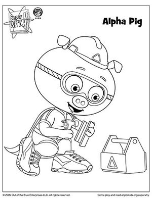 coloring pages for kids # 9