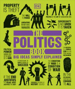 The Politics Book by DK   PenguinRandomHouse com The Politics Book by DK