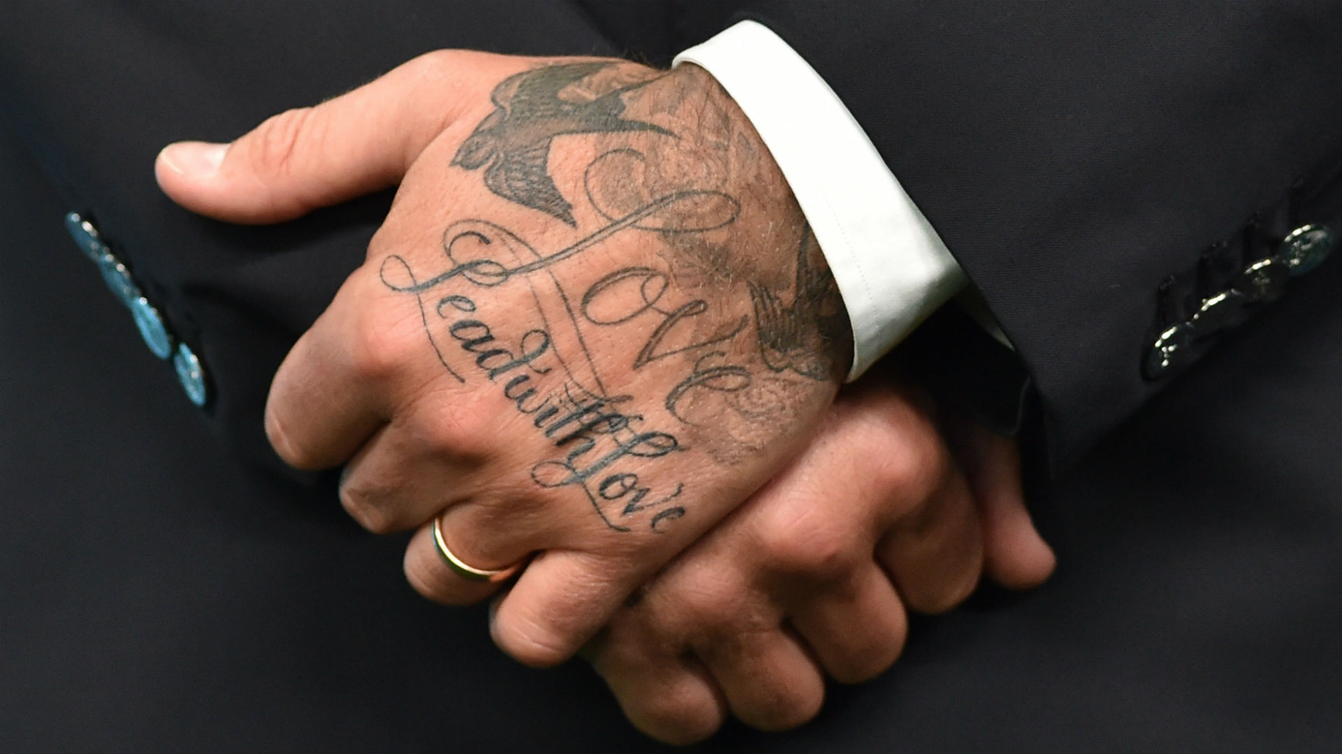 David Beckham's tattoos: Where are they and what do they ...