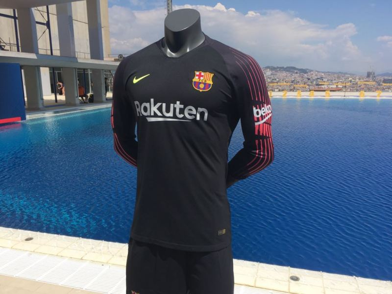 aeda5561527 kit Nike Barcelona PSG Chelsea Manchester City Tottenham Atletico Recalling  memories perhaps of the iconic Louis Vuitton inspired away shirt the Nike .