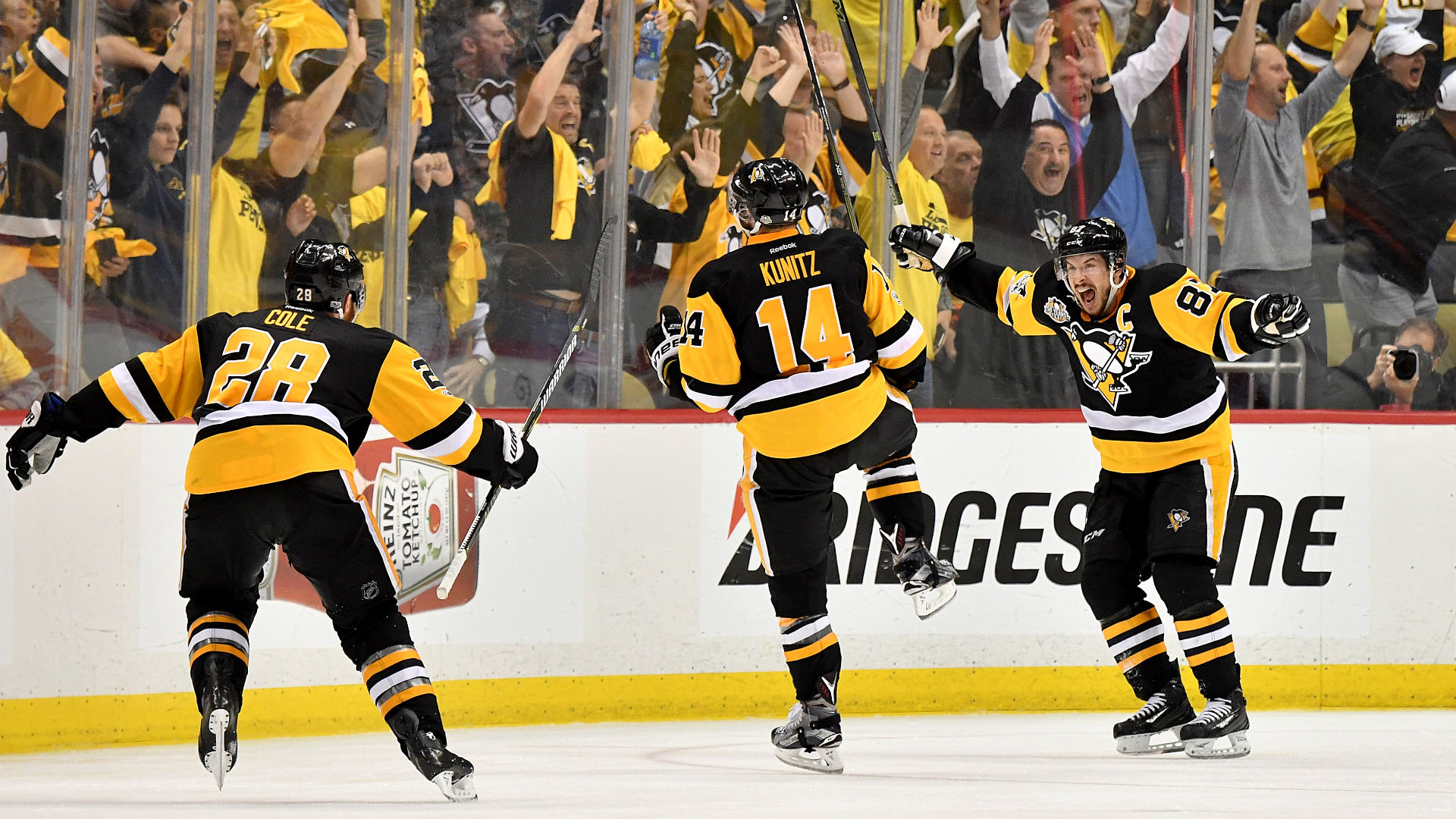 Game Penguins Playoff Pittsburgh