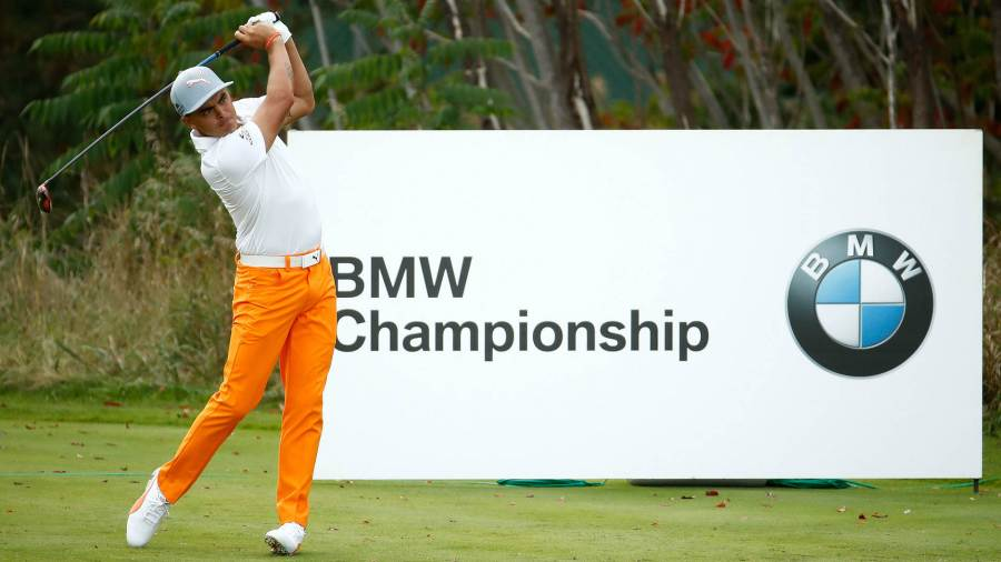 PGA Tour leaderboard  Live scores from 2018 BMW Championship   Golf     PGA Tour leaderboard  Live scores from 2018 BMW Championship