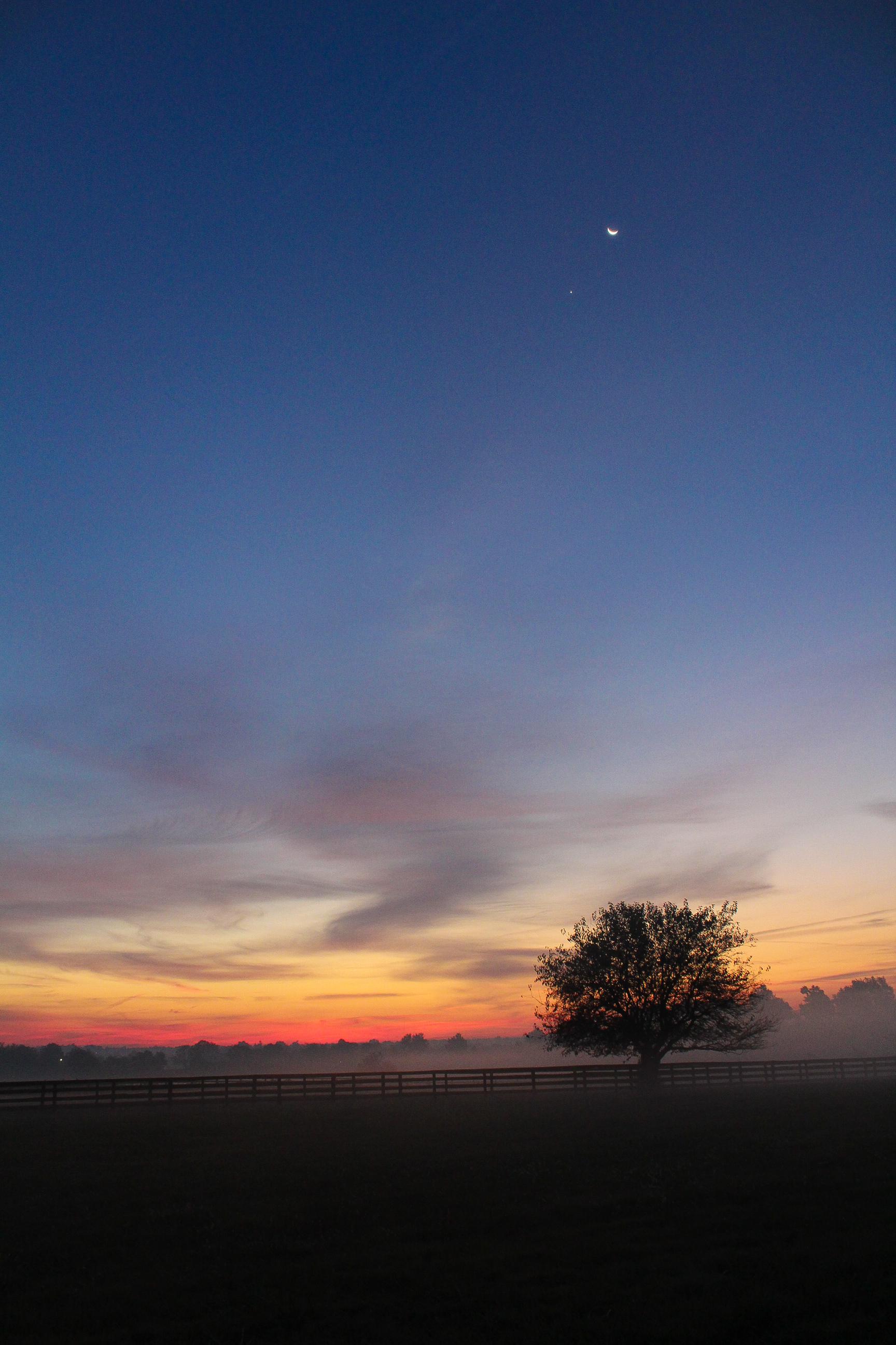 Free Stock Photo Of Lake Sunset Twilight