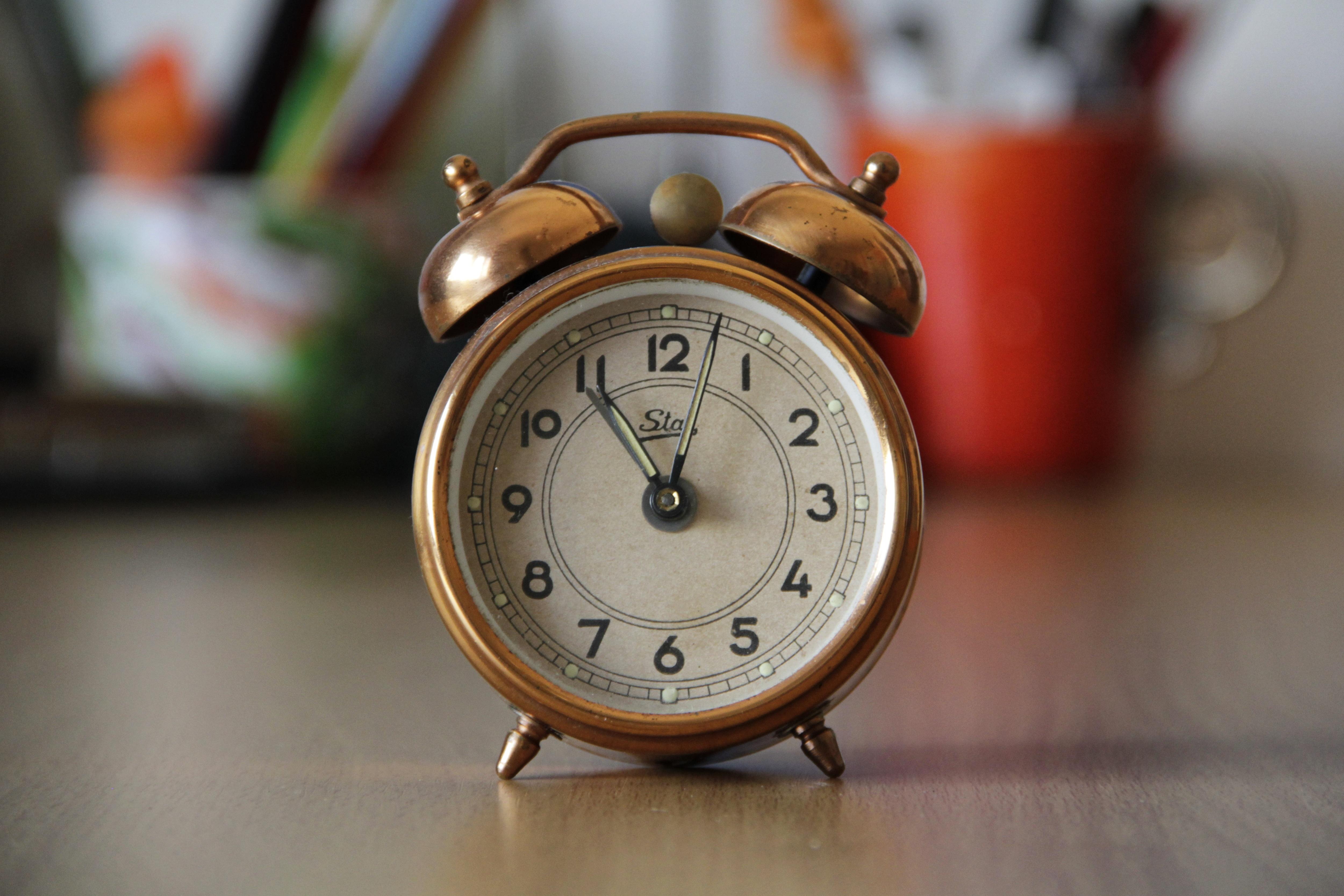 Clock Alarm Clock
