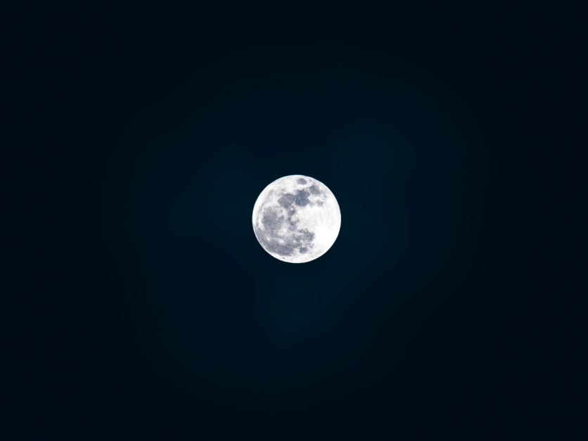 Free Stock Photo Of Black Wallpaper Cosmos Full Moon