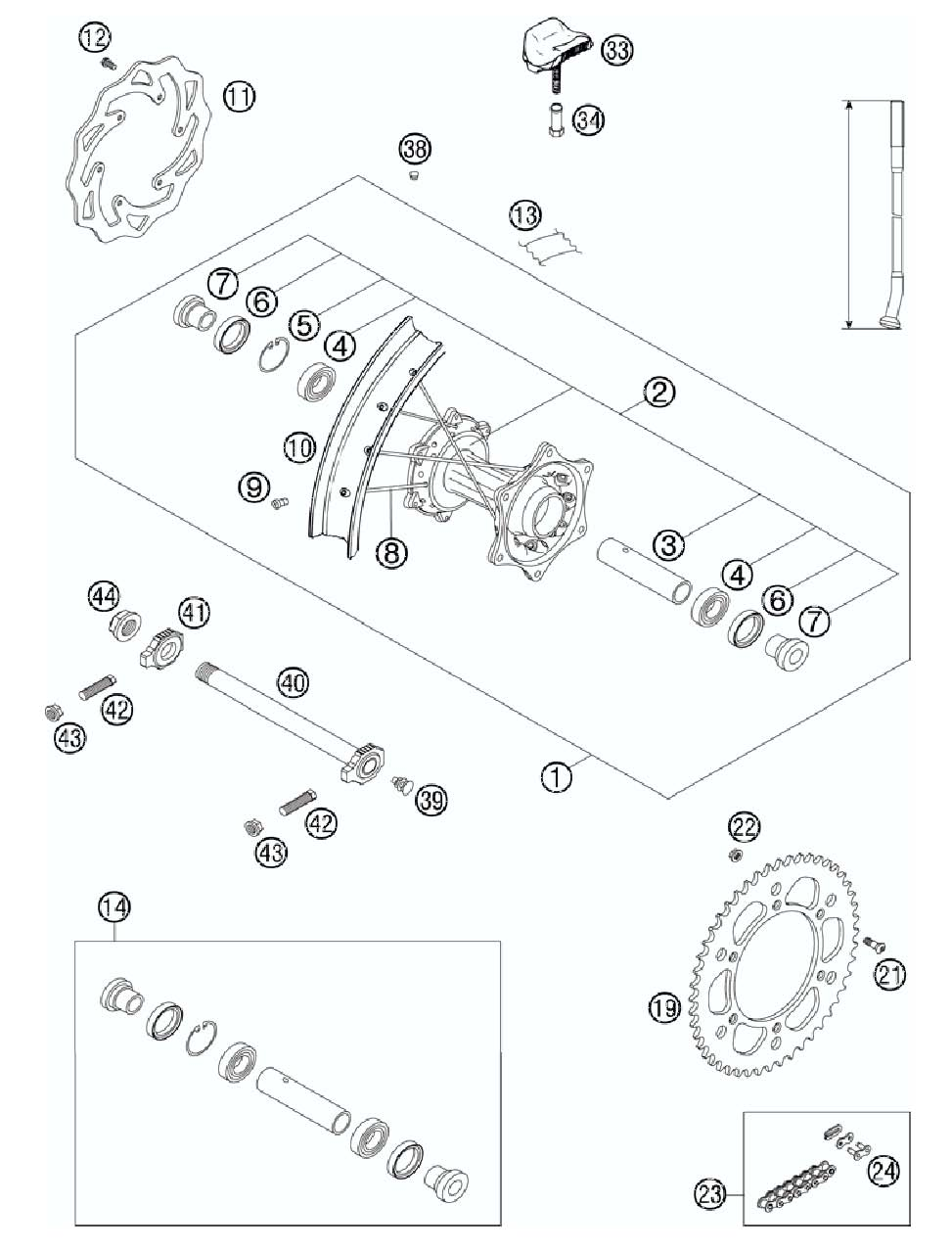 Fantastic baja 50 atv wiring diagram gallery electrical circuit
