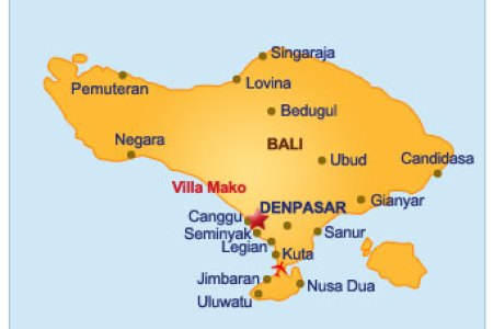 indonesia bali island map » Full HD MAPS Locations - Another World ...