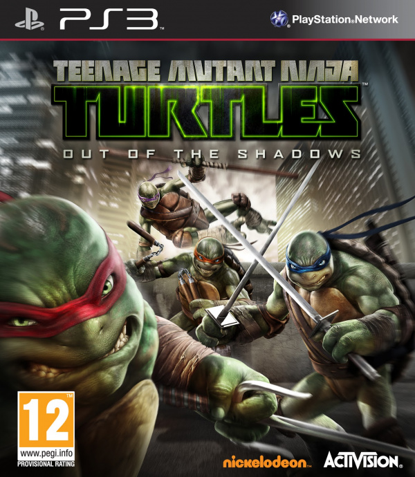 Teenage Mutant Ninja Turtles  Out of the Shadows Review  PS3    Push     Teenage Mutant Ninja Turtles  Out of the Shadows