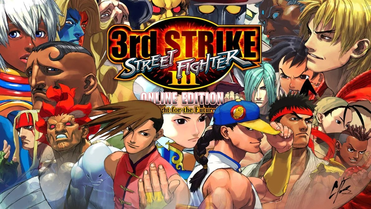 Rumour: Street Fighter Anniversary Collection Flying to ...