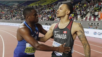 All the things it is advisable to have knowledge of or be familiar with something. Canadian Olympic observe and area occasions