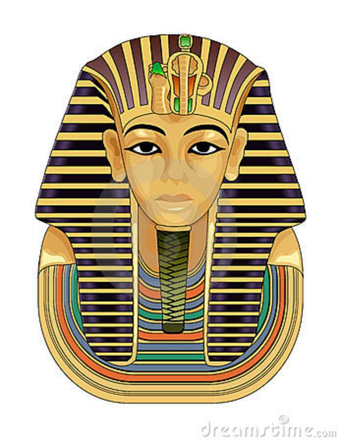 King Tut Headdress Pattern