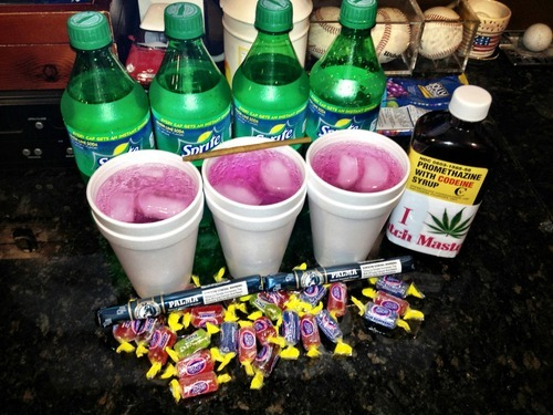 Double Cup Love You One I Lean