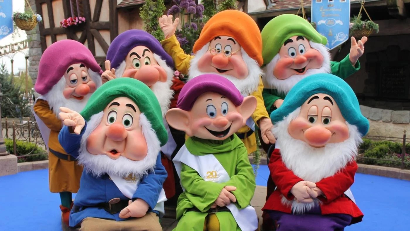 What Are the Names of Snow White's Seven Dwarfs ...