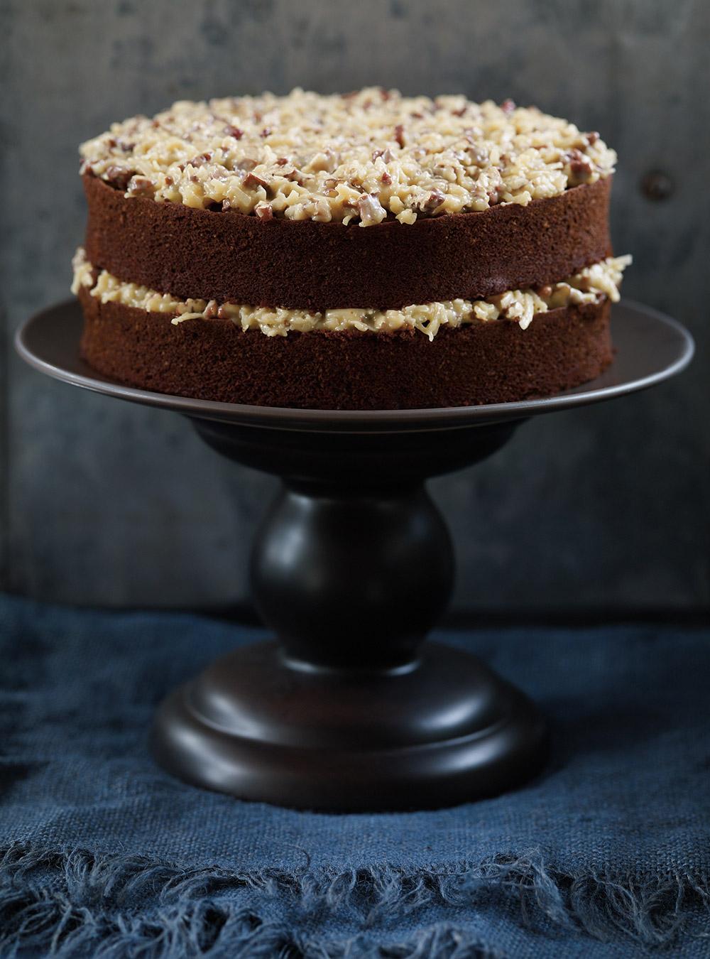 German Chocolate Cake Ricardo