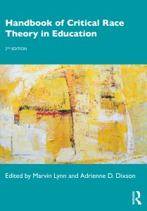 Handbook Of Critical Race Theory In Education - 2nd Edition - Marvin