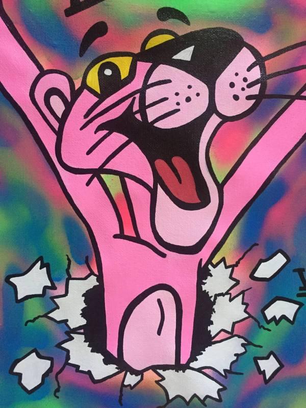 pink panther # 33