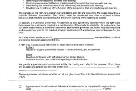 Famous Functional Assessment Observation Form Template Photos