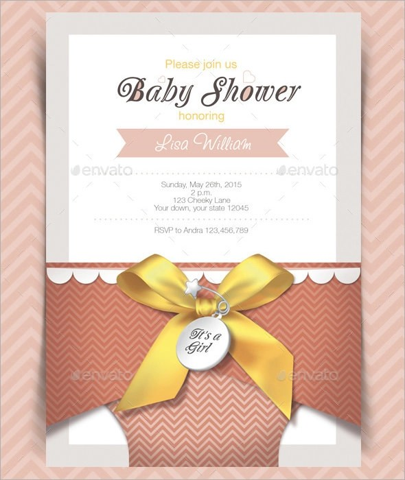 Baby Shower Invitations Email