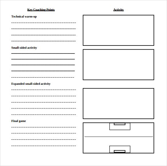 Toddler Lesson Plan Form - Toddler lesson plan templates blank