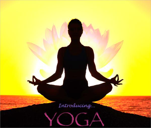 Free Printable Yoga Invitations