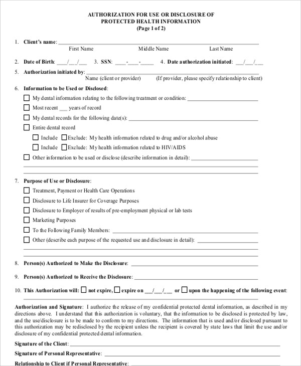 Hipaa Mental Health Records Release Form   Download Our New Free Form  Templates, Our Battle Tested Template Designs Are Proven To Land Interviews.