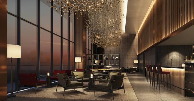 Hanwha Resort Amp Hotel Geoje Interiors Scda
