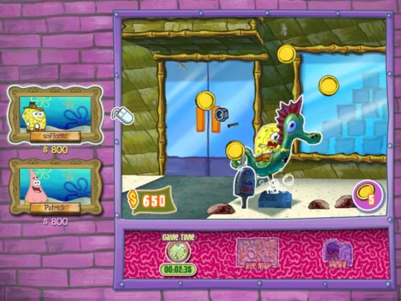 SpongeBob SquarePants   The Game of life   Download You may also like