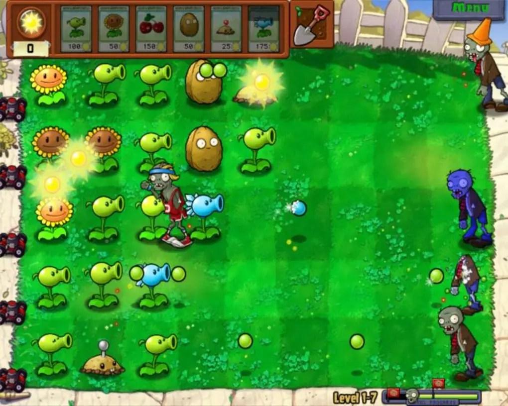 Plants Plants V Zombiess