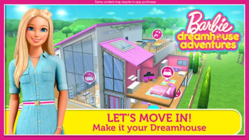 Building Dream House Games